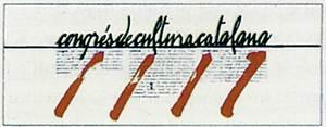 Logotip del Congrés de Cultura Catalana.