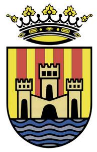 L´antic escut del Consell Insular d´Eivissa i Formentera.