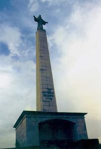 El monument del Cor de Jesús. Foto: Gabriel Alemany Morell.