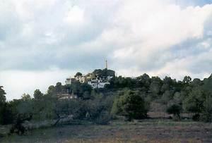 Una altra vista del puig del Cor de Jesús, abans anomenat puig de na Ribes. Foto: Gabriel Alemany Morell.