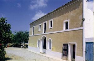 Can Daifa, a la vénda de Can Miquel Cires del poble de Sant Mateu d´Albarca. Foto: Felip Cirer Costa.