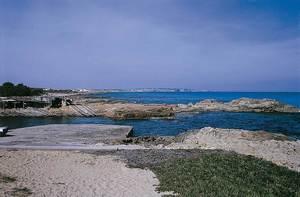 La placeta des Delmes, as Caló, Formentera. Foto: Enric Ribes i Marí.
