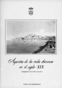 Coberta d´una de les obres de temàtica històrica de Paula de Demerson. Un estudi del llibre <em>Lucero</em>, de la parròquia de Sant Mateu d´Albarca.