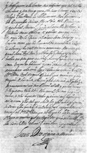 Original del llibre <em>Col·loquis de la insigne ciutat de Tortosa</em>, de Cristòfol Despuig.