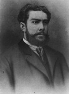 Francesc Escanellas Suñer, fundador el 1893 del <em>Diario de Ibiza</em>.