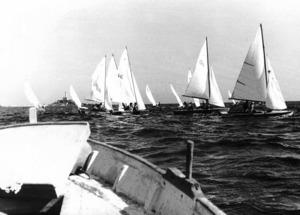 Esports. Regata de vela lleugera de la categoria snipe. Foto: cortesia d´Antoni Prats Calbet.