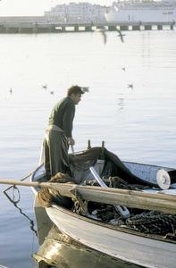 Geografia. Sector primari. Pesca. Foto: Joan Costa-Hoevel Schwab.