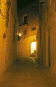 Corona d´Aragó. Capella de Sant Ciriac, lloc per on, segons la tradició, entraren les tropes catalanes el 8 d´agost de 1235. Foto: Vicent Marí.
