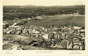 S´Empedrat era el nom del camí que envoltava la part de ponent i tramuntana del port. Foto: Viñets / Arxiu Històric Municipal d´Eivissa.