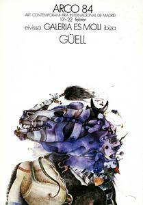 Galeria Es Molí. Cartell d´Arco 84.