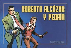 Portada d´una publicació de Joan Escandell Torres que li va servir de model per començar a dibuixar historietes d´acció.