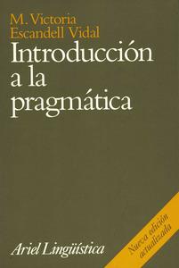 Portada d´un llibre de M. Victoria Escandell Vidal.