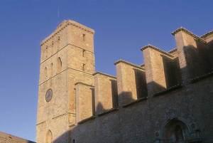Església. Una vegada conquistada l´illa, els representants dels tres senyors signaren l´acta de dotació de la parròquia de Santa Maria. Foto: Vicent Marí.