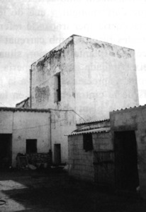 La torre de Fèlix Prats, coneguda simplement per la torre des Prats. Foto: Joan Josep Serra Rodríguez.