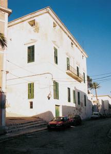 La casa Botino o Montero, propietat de la mare de Josep Ferández Montero. Foto: Felip Cirer Costa.