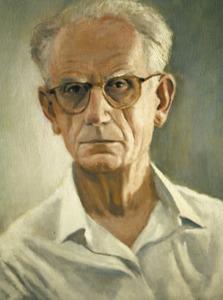 Autoretrat (1992), obra de Vicent Ferrer Guasch.
