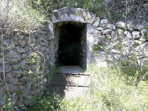 Sa font Figuera, al poble de Sant Llorenç. Foto: Felip Cirer Costa.