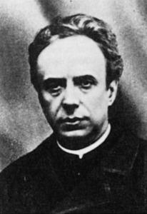 El jesuïta Fidel Fita i Colomer realitzà alguns estudis sobre l´arqueologia pitiüsa. Foto: cortesia de la <em>Gran Enciclopèdia Catalana</em>.
