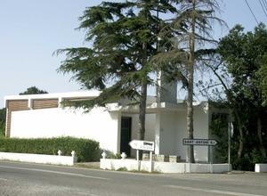 La capella de Forada, sufragània de l´església de Sant Antoni. Foto: Felip Cirer Costa.