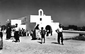 La llengua parlada a Formentera se situa dins les coordenades del dialecte baleàric o insular, que s´inclou dins el bloc oriental del català. Foto: Viñets / Arxiu Històric Municipal d´Eivissa.