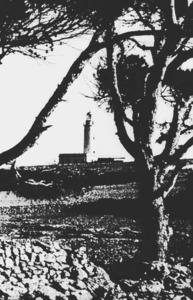 Formentera. Època contemporània. A la segona meitat del s. XIX, el far de la Mola despertà l´admiració de l´arxiduc Lluís Salvador d´Àustria. Foto: Josep Juan Juan.