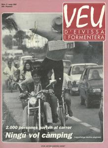 Formentera. Periodisme i comunicació. La revista <em>Veu d´Eivissa i Formentera</em>, editada en dues etapes, entre 1992 i 1994, comptà amb la presència i participació de diversos formenterers.