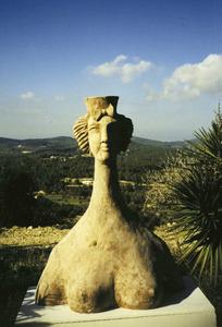 Escultura de William Fulljames.