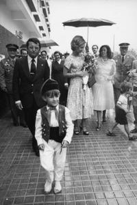 Inauguració de la Residència Reina Sofia, depenent de la Fundació Ignasi Wallis. Foto: Josep Buil Mayral.
