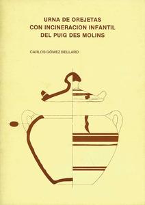 Portada d´un treball sobre arqueologia pitiüsa de Carlos Gómez Bellard.