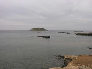 L´illot de sa Galera, davant la platja des Canar. Foto: Chus Adamuz.