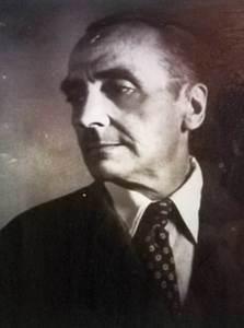 El pintor Josep Gausachs Armengol.