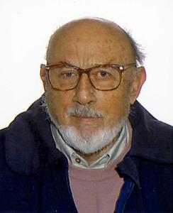 """Jordi Grünwald Müller, tècnic electricista, professor i autor del llibre <em>Cuentos """"naive"""" en Ibiza</em>."""