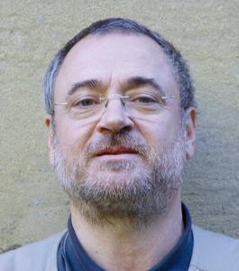 L´arqueòleg Josep Oriol Granados García.