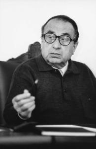 El polític Vicent Guasch Roselló. Foto: Joan Antoni Riera.