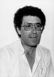 """El pedagog Joan Josep Guasch Torres. Foto: Vicent Ribas """"Trull""""."""
