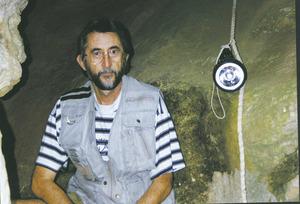 Víctor M. Guerrero Ayuso, professor de prehistòria, autor de treballs sobre l´Eivissa púnica.