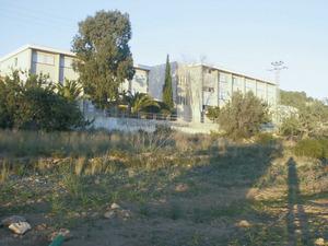 L´Institut d´Ensenyament Secundari Quartó de Portmany, a Sant Antoni. Foto: EEiF.