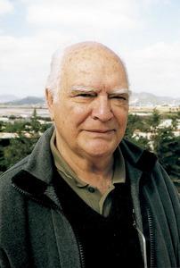 "El director de cine resident a Eivissa Antonio Isasi-Isasmendi Lasa. Foto: Vicent Ribas ""Trull""."