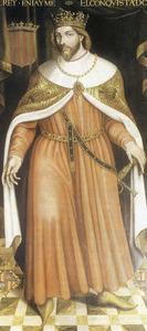 Jaume I el Conquistador, segons una pintura d´Andreu Reus de 1623.