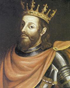 Retrat de Jaume II de Mallorca.