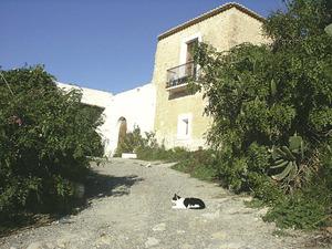 Can Jordi, de Santa Agnès de Corona, casa on es digué missa des de 1785 fins que l´església va estar acabada. Foto: Felip Cirer Costa.