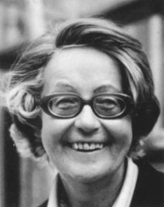 Ursula von Kardoff, que durant vint anys visità les Pitiüses. Fruit d´aquestes estades fou el llibre<em> Ibiza, Formentera</em> (1978).