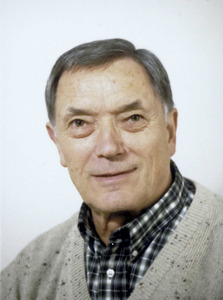 El professor René Lassus, fundador de l´associació Les Amis d´Ibiza.