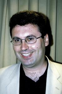 """El periodista i investigador Francesc Lluy Torres. Foto: Vicent Ribas """"Trull""""."""