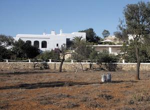 Casa de la hisenda de can Maimó, de Santa Agnès de Corona. Foto: Felip Cirer Costa.