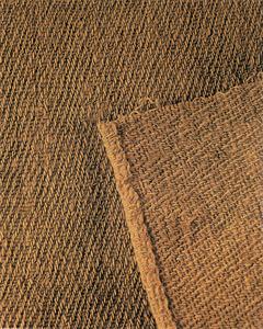 Una mostra de teixits de Mallorca: detall d´un teixit de burell del s. XVII de can Bujosa, de Santa Maria del Camí. Extret de <em>Los tejidos en las Islas Baleares</em>.
