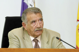 Antoni Marí Calbet, president del Consell Insular d´Eivissa i Formentera entre 1987 i 1999. Foto: Vicent Marí.