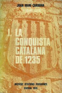 Portada del primer volum de la col·lecció <em>Illes Pitiüses</em>, de Joan Marí Cardona.