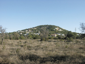 Sa Talaia de Jesús, a la vénda de sa Marina, del mateix poble. Foto: Felip Cirer Costa.