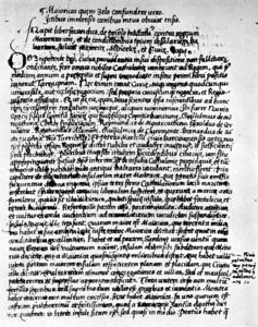 Text de Pere Marsili, traducció del <em>Llibre dels Feits</em>.